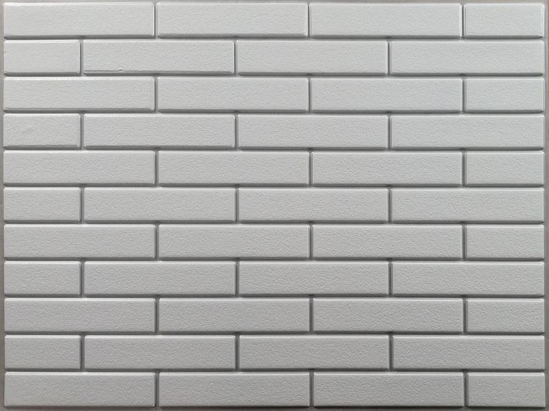 Okładzina ścienna Dekoracyjne Panele ścienne Pcv 3d Cegła 01