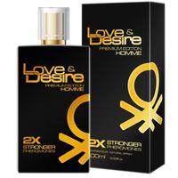 Erotyczne perfumy. Zapach pożądania. 100 ml.