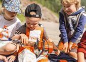 Zabawka PIŁA PILARKA STIHL Dla Dziecka Na Baterie zdjęcie 3