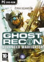 TOM CLANCYS GHOST RECON ADVANCED WARFIGHTER [PC]