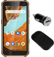 Smartfon Kruger&Matz 4 GB / 64 GB czarny