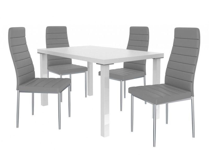 Stół i Krzesła MODERNO BELINI zdjęcie 1