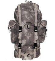 Duży plecak BW turystyczny 65 l HDT-camo