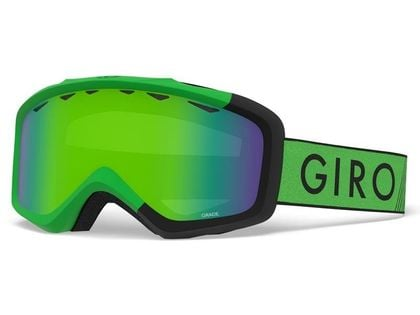 Gogle zimowe GIRO GRADE BRIGHT GREEN BLACK ZOOM (szyba LODEN GREEN 26% S2) (DWZ)