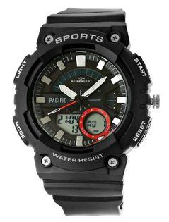 Zegarek Męski Pacific 349AD-1 10 BAR Unisex Do PŁYWANIA