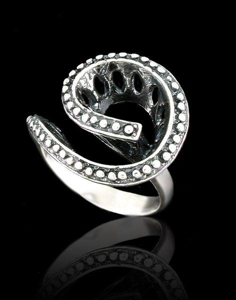 pierścionek rozmiar: 16 ,srebro 925 zdjęcie 4