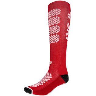 Skarpety narciarskie damskie 4F czerwone H4Z19 SODN004 62S