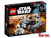 LEGO 75166 Star Wars - Śmigacz transportowy najwyższego porządku