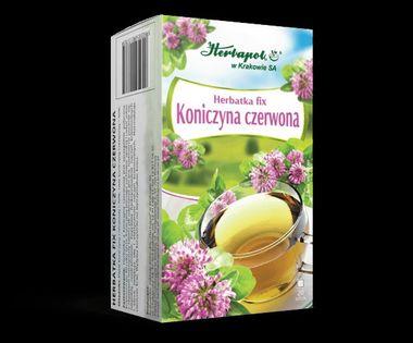 Herbapol Herbatka Koniczyna Czerwona Fix 20 Szt
