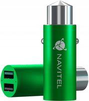 Navitel adowarka samochodowa UC322 DUAL USB