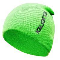 Męska czapka zimowa Iguana Aspar sportowa zielona rozmiar uniwersalny