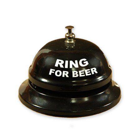 Biurkowy dzwonek na piwo zdjęcie 1