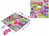 MONOPOLY MY LITTLE PONY MONOPOL JUNIOR HASBRO PL