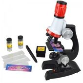 Mikroskop Naukowy + akcesoria  E1