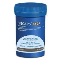 Bicaps K2 D3 Formeds, 60 Kaps