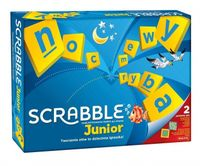 Mattel gra - Scrabble junior - polska wersja Y9735