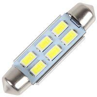 Żarówka rurkowa LED SV8.5 12V 3W 240lm CANBUS 39mm