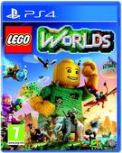 Lego Worlds PS4 Nowa