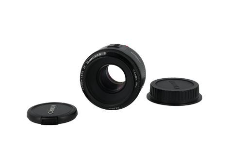 Obiektyw canon EF 50 mm f/1 8 stm