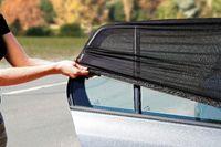 LittleLife osłonki przeciwsłoneczna do samochodu