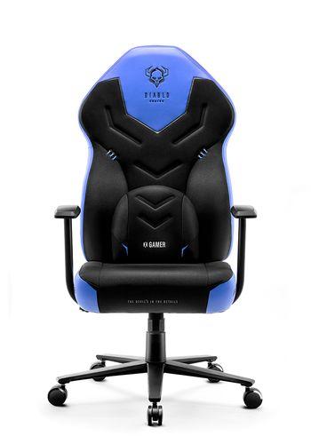 Fotel gamingowy obrotowy dla gracza DIABLO X-GAMER 2.0 na Arena.pl