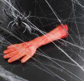 Odcięta Ręka Zakrwawiona Dłoń na Halloween 4346
