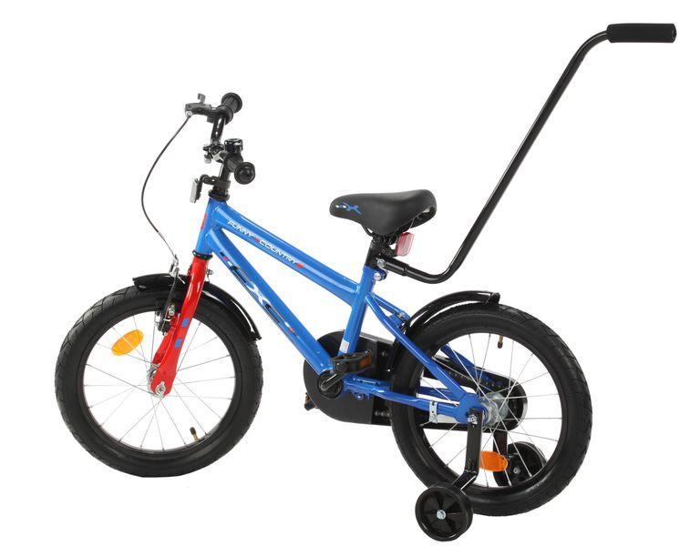 16 cali Rower dla dzieci  FXC Boy Rowerek + GRATIS Prowadnik zdjęcie 4