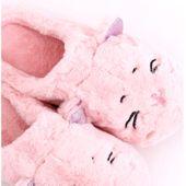 Kapcie damskie różowe MA16 Pink r.39