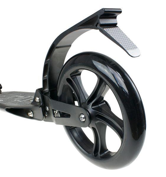 Hulajnoga aluminiowa Vivo Skipper 200mm czarny mat zdjęcie 8