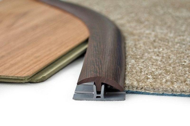 Profil podłogowy do łuków UNIFLEX D 19-21mm listwa podłogowa 3m zdjęcie 2