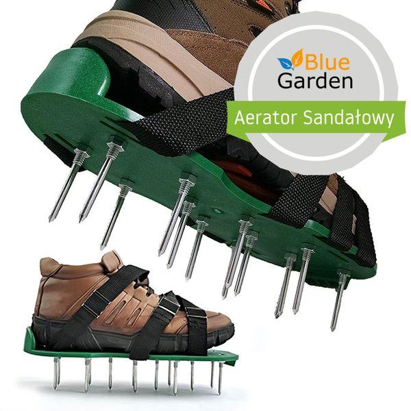 Aerator Sandałowy buty z kolcami zdjęcie 6