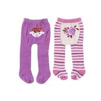 Rajstopki dla lalki Baby Annabell 2-pack
