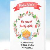Biblia Święta Historia dla dzieci Chrzest GRAWER zdjęcie 6