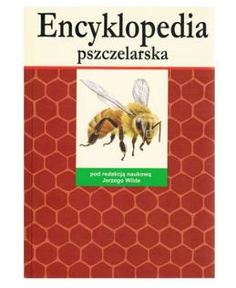 """Książka """"Encyklopedia pszczelarska"""" Jerzy Wilde"""