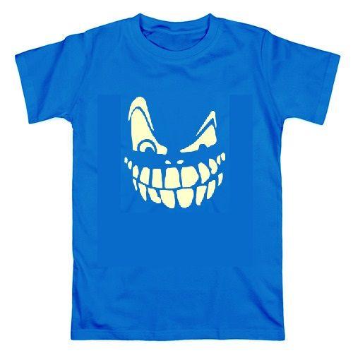 SZYDERCZY UŚMIECH Koszulka Bawełniana RÓŻNE KOLORY zdjęcie 1