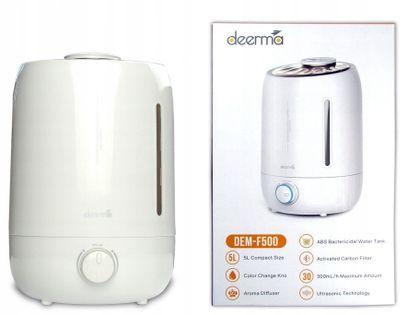 Deerma F500 nawilżacz ultradźwiękowy aromaterapia