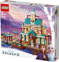 LEGO 41167 DISNEY PRINCESS ZAMKOWA WIOSKA W ARENDELLE