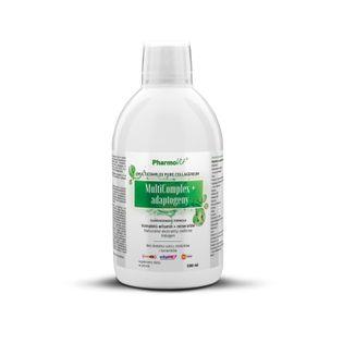 Pharmovit Multicomplex + Adaptogeny 500 Ml