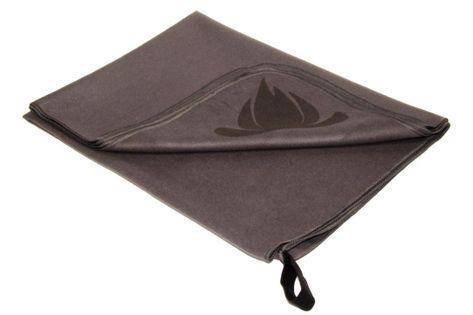 Ręcznik Szybkoschnący Z Mikrofibry Szary L
