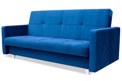 Kanapa sofa rozkładana Wersalka COMET sprężyny