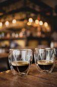 Szklanki Termiczne z Podwójną Ścianką do Kawy Latte Herbaty 250ml 6szt zdjęcie 4