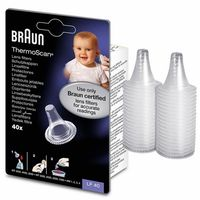 BRAUN LF40 kapturki jednorazowe do termometrów do ucha Braun