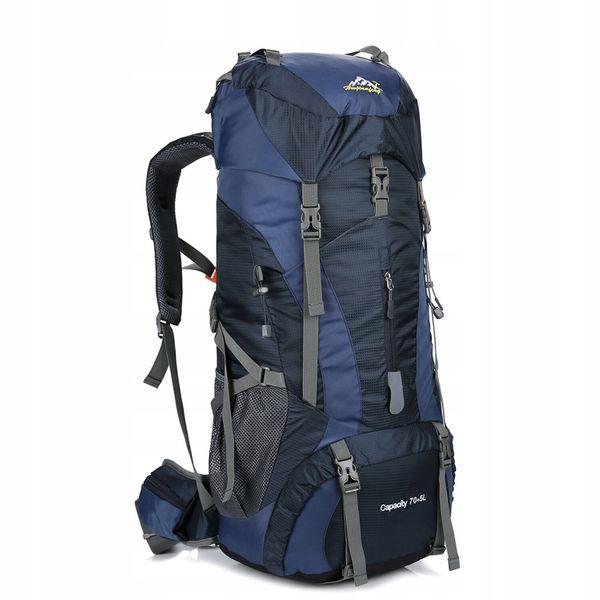 Plecak turystyczny/sportowy/podróżny wodoodporny zdjęcie 1
