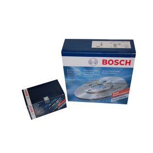 Bosch TARCZE + KLOCKI AUDI A4 B5 TYŁ