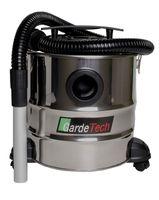 Odkurzacz do kominka GardeTech VAC1200K 1200W elektryczny separator kominkowy z systemem filltrów powietrza do odkurzania popiołu