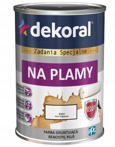 Dekoral Renostyl - Farba gruntująca na plamy 0,9L na Arena.pl