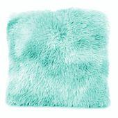 Poszewka pluszowa na poduszkę Elmo 40x40 cm - Mix Mint