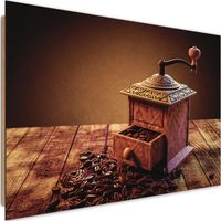 Deco Panel, Młynek do kawy 90x60