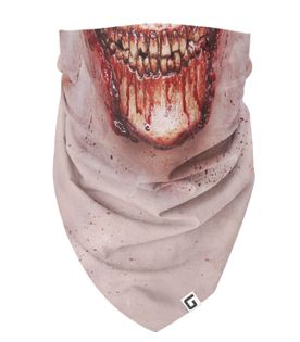 Komin Bandana chusta buffa krew zombie imitacja !!