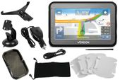 Nawigacja GPS Vordon 5'' ALU 8GB FM AV EUROPA + mata + etui + bonus